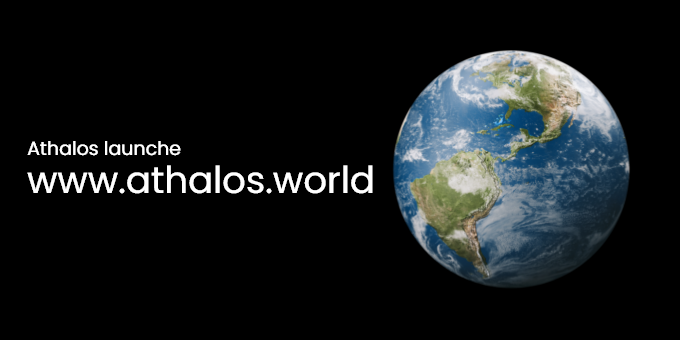 Athalos launches a sneakpreview of Athalos.World and its new podcast!