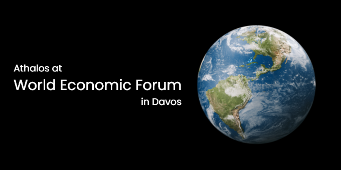 Athalos @ World Economic Forum in Davos