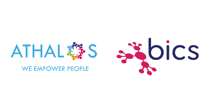 Athalos selects BICS as their preferred partner