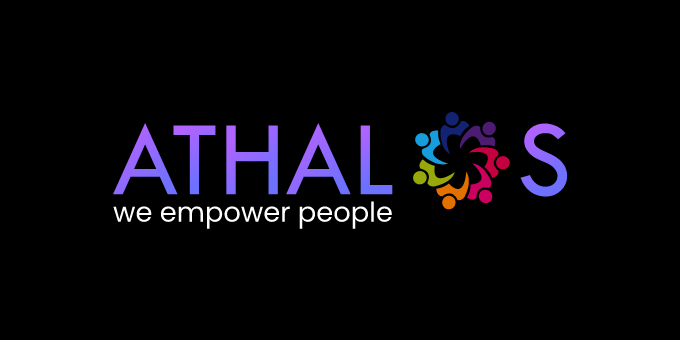 Athalos is pleased to present its new logo!